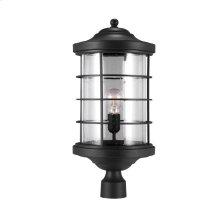 One Light Outdoor Post Lantern