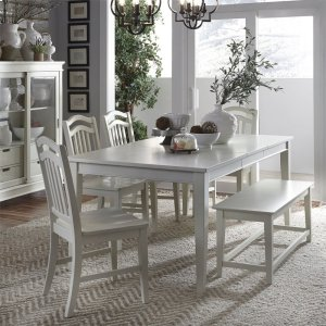 Liberty Furniture Industries6 Piece Rectangular Table Set