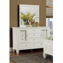 Sandy Beach 11-drawer Dresser
