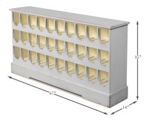 Jordan Valley Wine Cabinet