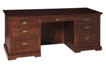 Executive Double Pedestal Desk