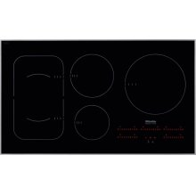 """36"""" KM 6370 Framed Induction Cooktop - Induction Cooktop"""