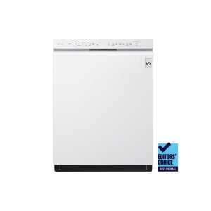 LG AppliancesFront Control Dishwasher with QuadWash™ and EasyRack™ Plus