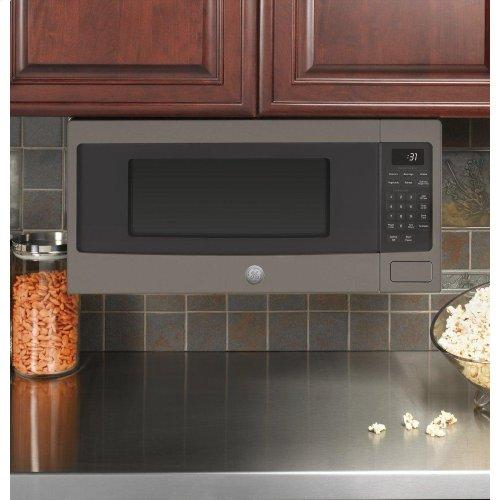 GE Profile™ 1.1 Cu. Ft. Countertop Microwave Oven