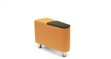 Stressless Wave Lowback Sector Arm