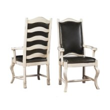 Tall Napa Chairs with Upholstered Back