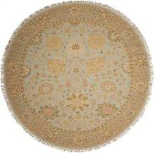 Nourmak S169 Mist Round Rug 8' X 8'