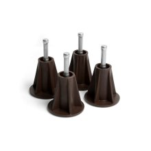 A-SG4 Accessory/Parts - Stem Glides for Bed Frames