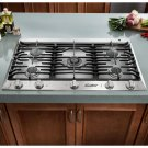 """Distinctive 36"""" Gas Cooktop,, in Stainless Steel with Liquid Propane Product Image"""