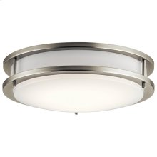 "11.75"" LED Flush Mount NI"