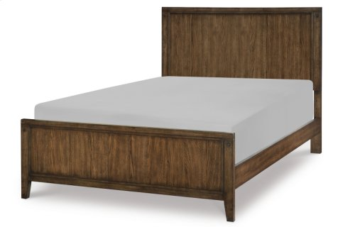 Sawyers Mill Complete Panel Bed, Full 4/6
