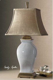 Rory Blue Table Lamp
