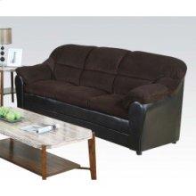 Chocolate Cord/esp Sofa
