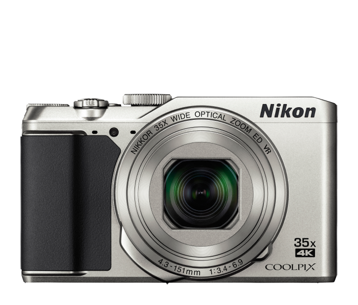 COOLPIX A900, Silver