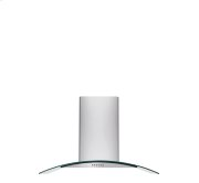 Frigidaire 36'' Glass Canopy Wall-Mount Hood Product Image