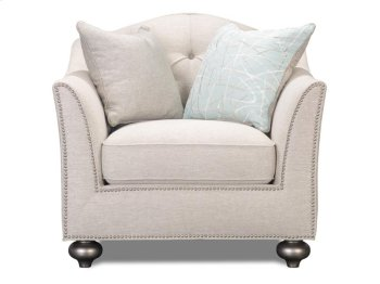 Silver Chair Product Image