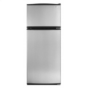 WhirlpoolSatina Stainless Look 17.6 cu. ft. Top Mount Refrigerator