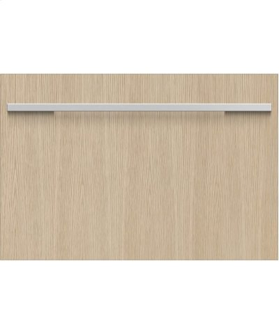 Single DishDrawer Dishwasher, 7 Place Settings, Panel Ready Product Image
