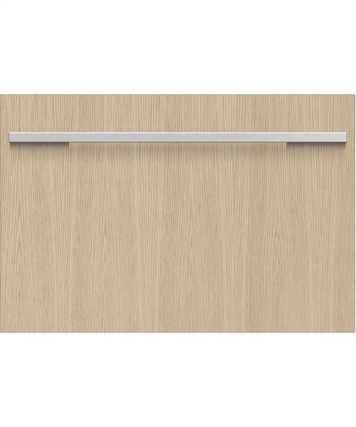 Single DishDrawer Dishwasher, 7 Place Settings, Panel Ready