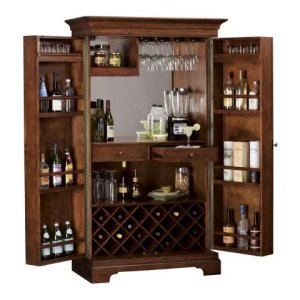 Barossa Valley Wine & Bar Cabinet