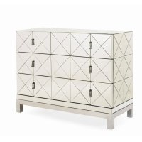 Omni Mirrored Drawer Chest Product Image