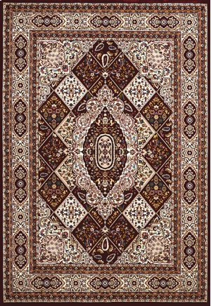 Antiquities Kirman Jewel Ruby Rugs