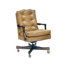 CHIPPENDALE SWIVEL-TILT CHAIR