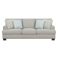 Emerald Home Kinsley Sofa W/4 Pillows U3792-00-03