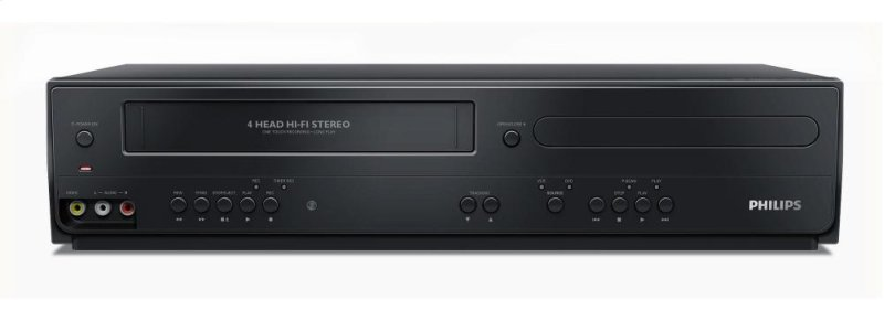 dvp3355vf7 in by philips canada in middletown nj dvd vcr player
