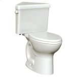American StandardTriangle Cadet PRO Right Height Elongated 1.6 gpf Toilet - White