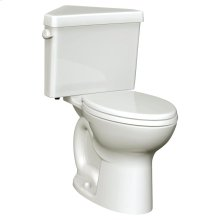 Cadet PRO Elongated Corner Toilet - 1.28 GPF - White