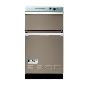 """Taupe 18"""" Wide Trash Compactor - VUC"""