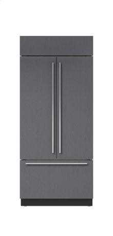 "36"" Built-In French Door Refrigerator/Freezer with Internal Dispenser - Panel Ready"