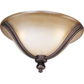 Madera 3-Light Flush Mount