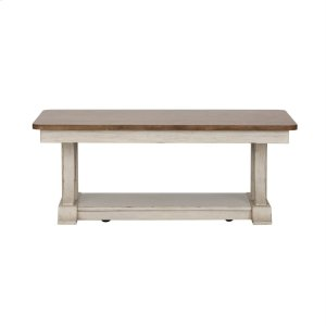Liberty Furniture Industries  Rectangular Cocktail Table