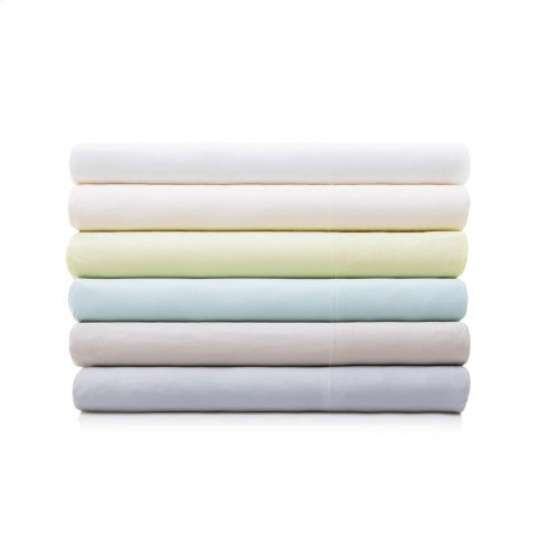 Rayon From Bamboo - Queen Pillowcase White