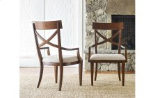 Upstate by Rachael Ray X-Back Arm Chair