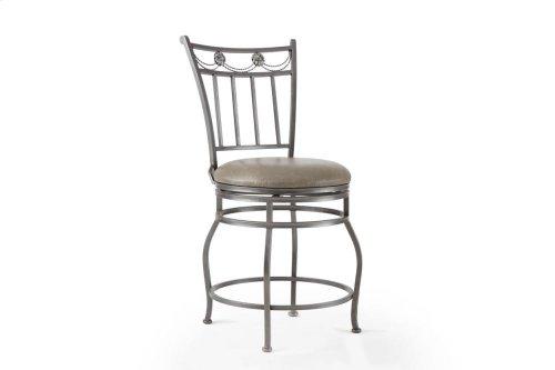 """Juliete Swivel Counter Chair 20""""x23""""x41"""""""