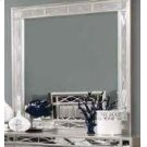 Leighton Contemporary Dresser Mirror With Beveled Edge Product Image