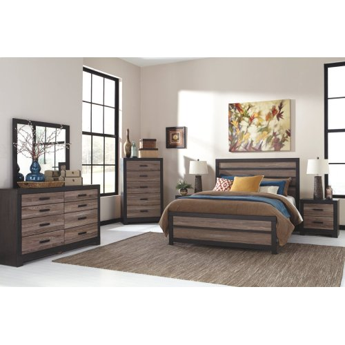 Harlinton Two Drawer Night Stand