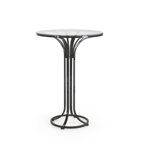 Bar Table Base, Pub Height