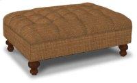 Hickorycraft Ottoman (022300) Product Image