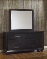 6-Drawer Dresser and Mirror Product Image