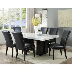"Steve Silver Co.Camila Dining Table Base 30.5 ""H"