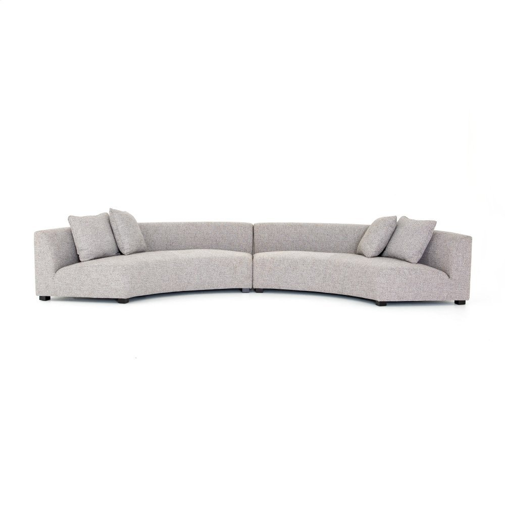 Astor Ink Cover 2 Piece Configuration Liam Sectional