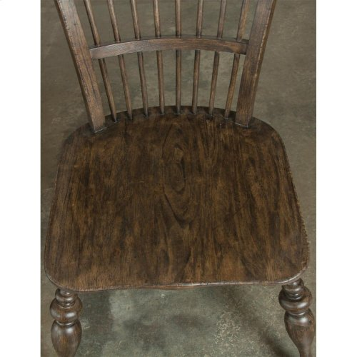 Cassidy - Windsor Side Chair - Aged Cask Finish