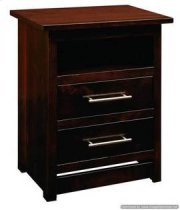 Hyde Park 2 Drawer Nightstand Product Image
