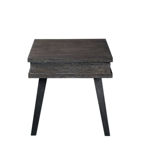 "Bakersfield End Table 24""x24""x24"""