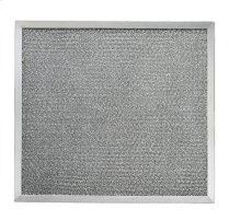 "Aluminum Grease Filter, 8-5/8"" x 11"" x 3/8"""