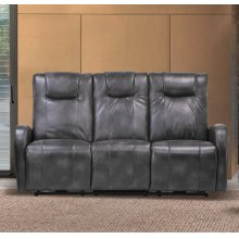 Easy Living Swiss Dual Reclining Sofa with USB